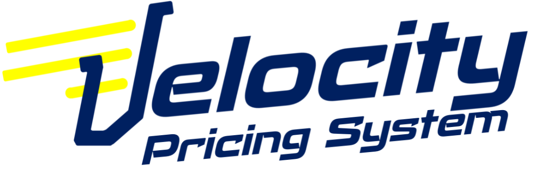 Velocity Pricing System